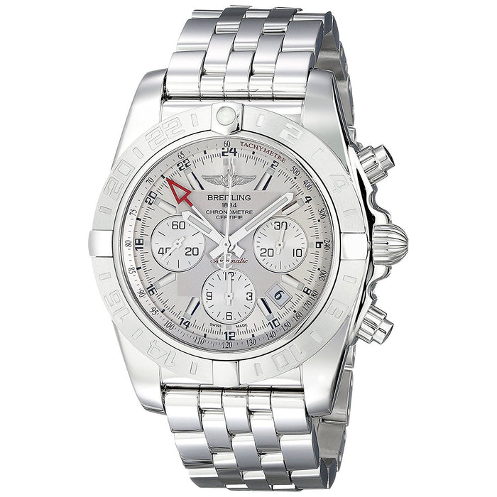 Breitling Chronomat Automatic Automatic Chronograph Stainless Steel Watch AB042011-G745
