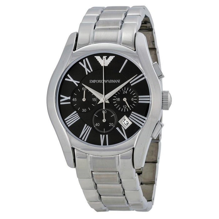 Emporio Armani Men's AR0673 Classic Chronograph Stainless Steel Watch