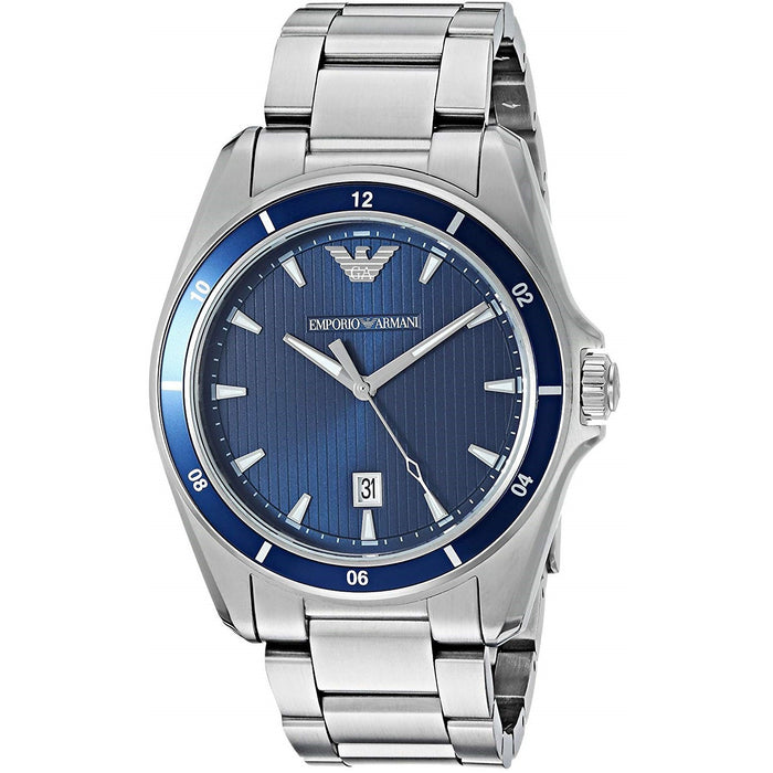 Emporio Armani Men's AR11100 Sport Stainless Steel Watch