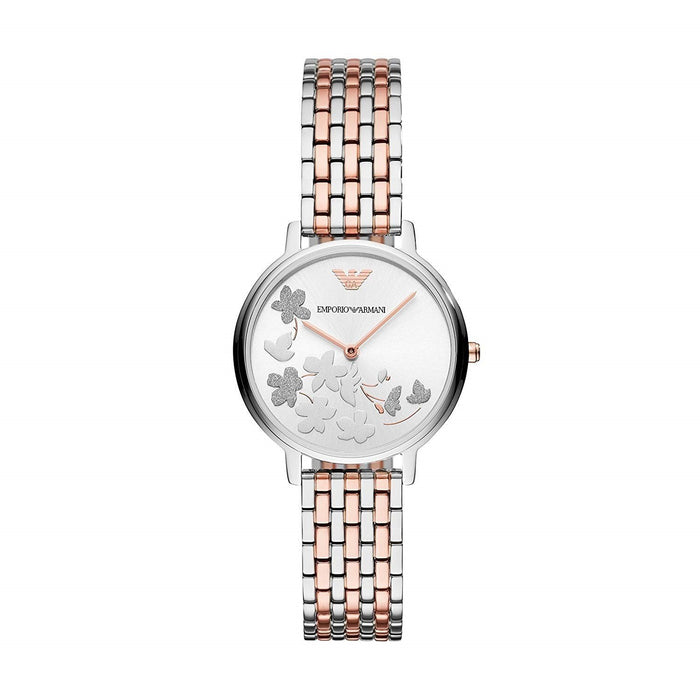 Emporio Armani Women's AR11113 Kappa Two-Tone Stainless Steel Watch