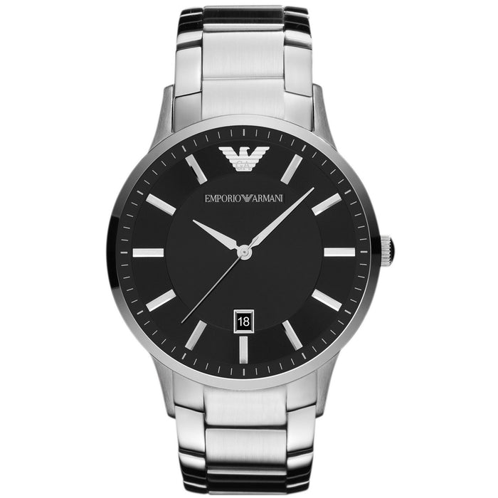 Emporio Armani Men's AR2457 Sportivo Stainless Steel Watch