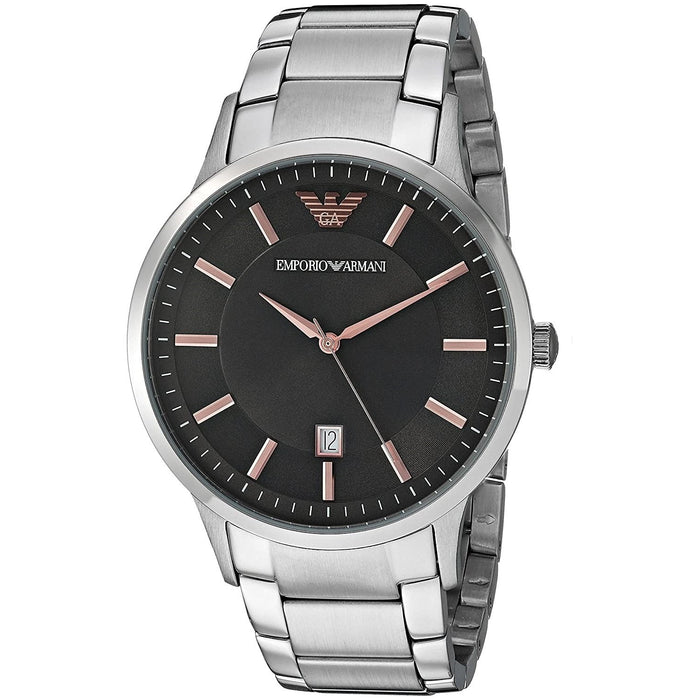 Emporio Armani Men's AR2514 Dress Stainless Steel Watch