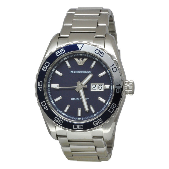 Emporio Armani Men's AR6048 Sportivo Stainless Steel Watch