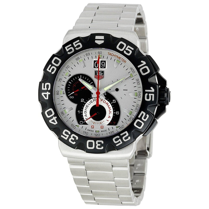 Tag Heuer Formula One Quartz Stainless Steel Watch CAH1011.BA0860