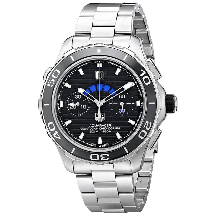 Tag Heuer Aquaracer Automatic Chronograph Automatic Stainless Steel Watch CAK211A.BA0833