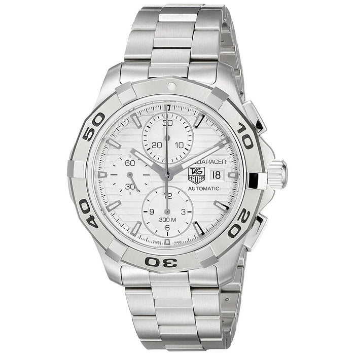 Tag Heuer Aquaracer Automatic Chronograph Automatic Stainless Steel Watch CAP2111.BA0833