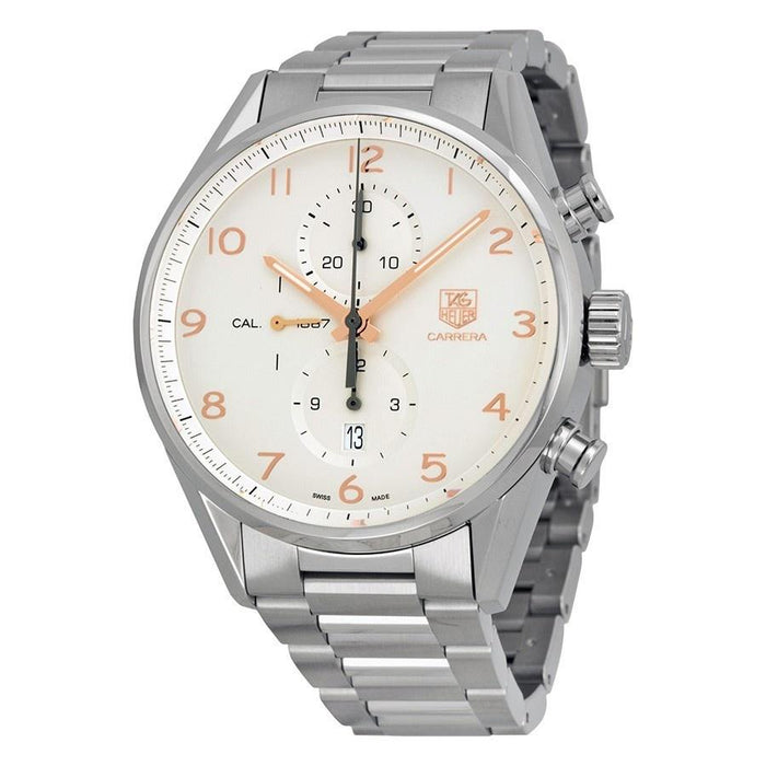 Tag Heuer Carrera Automatic Chronograph Automatic Stainless Steel Watch CAR2012.BA0796