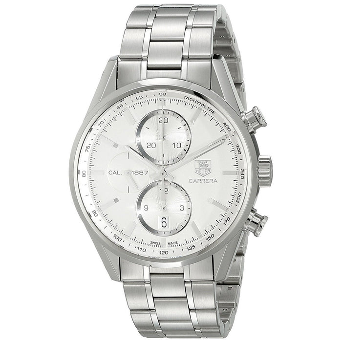 Tag Heuer Carrera Calibre 1887 Automatic Chronograph Automatic Stainless Steel Watch CAR2111.BA0720