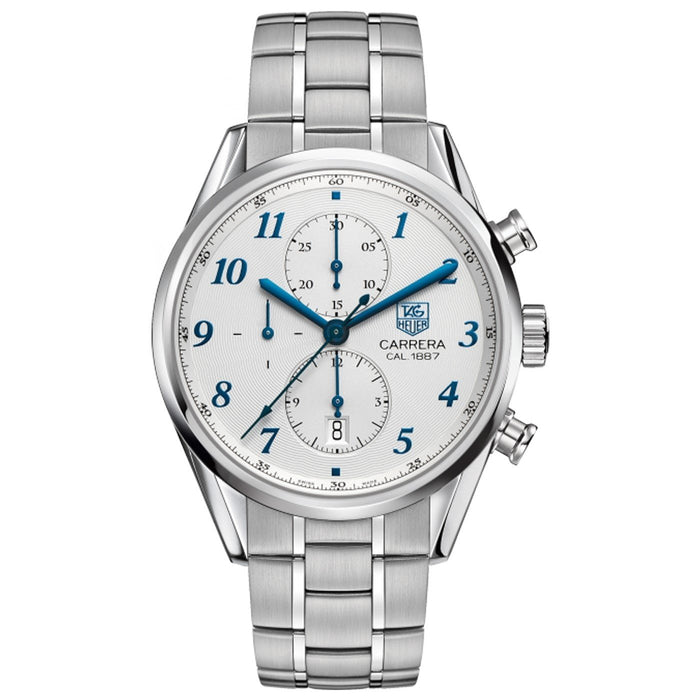 Tag Heuer Carrera Automatic Automatic Chronograph Stainless Steel Watch CAR2114.BA0724