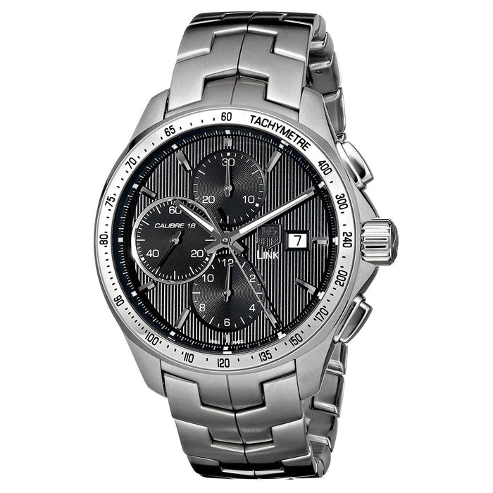 Tag Heuer Link Automatic Chronograph Automatic Stainless Steel Watch CAT2010.BA0952