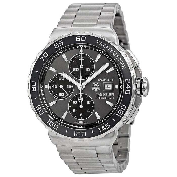 Tag Heuer Formula 1 Automatic Chronograph Automatic Stainless Steel Watch CAU2010.BA0874