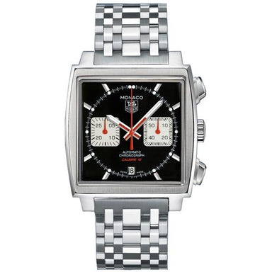 Tag Heuer Monaco Automatic Chronograph Automatic Stainless Steel Watch CAW2114.BA0780