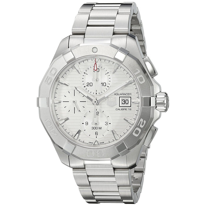 Tag Heuer Aquaracer Quartz Chronograph Automatic Stainless Steel Watch CAY2111.BA0927