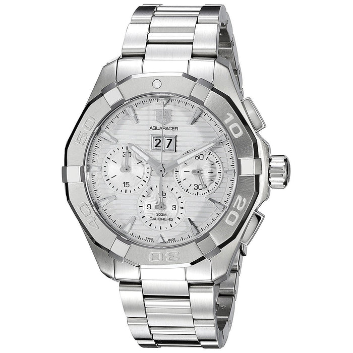 Tag Heuer Aquaracer Automatic Chronograph Automatic Stainless Steel Watch CAY211Y.BA0926
