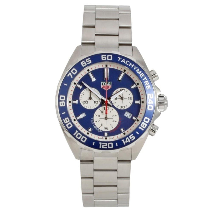 Tag Heuer Formula 1 Quartz Chronograph Stainless Steel Watch CAZ1018.BA0842