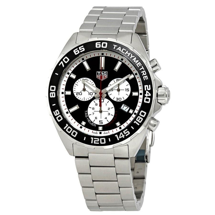 Tag Heuer Formula 1 Quartz Chronograph Stainless Steel Watch CAZ101E.BA0842