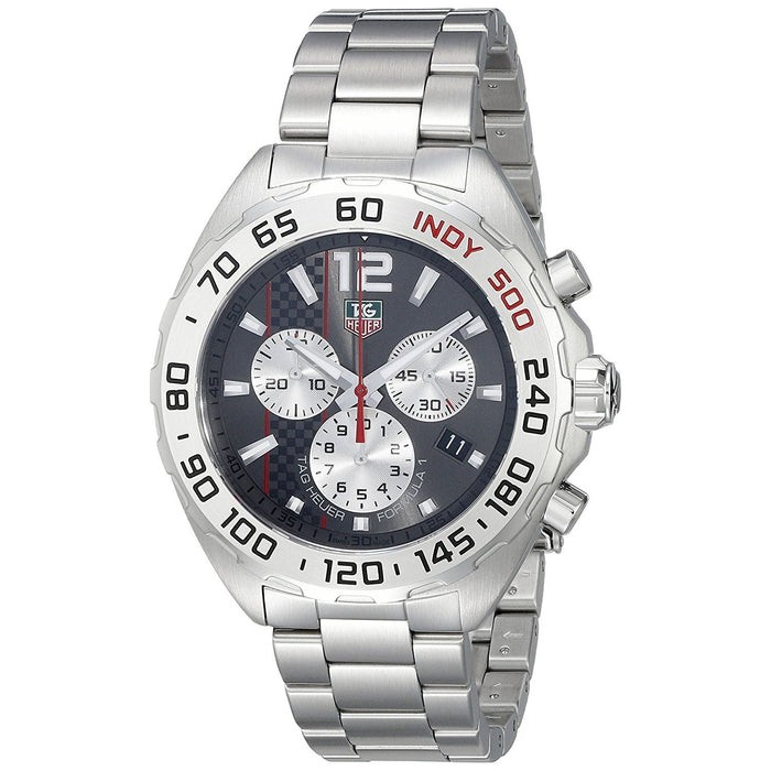 Tag Heuer Formula 1 Quartz Chronograph Stainless Steel Watch CAZ1114.BA0877