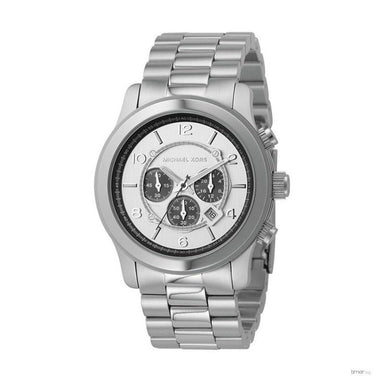 Michael Kors Runway Quartz Chronograph Stainless Steel Watch MK8060