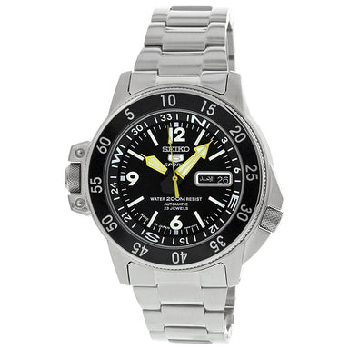 Seiko 5 Automatic Automatic Stainless Steel Watch SKZ211J1