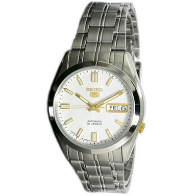 Seiko 5 Automatic Automatic Stainless Steel Watch SNKE81J1