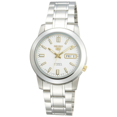 Seiko 5 Automatic Automatic Stainless Steel Watch SNKK07J1