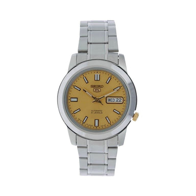 Seiko 5 Automatic Automatic Stainless Steel Watch SNKK13J1