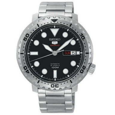 Seiko Sports Automatic Stainless Steel Watch SRPC61J1