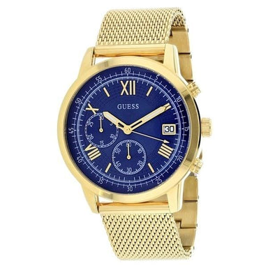 Guess Summit Quartz Chronograph Gold-Tone Stainless Steel Watch U1112G2