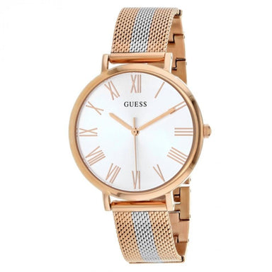Guess Lenox Quartz Two-Tone Stainless Steel Watch U1155L4