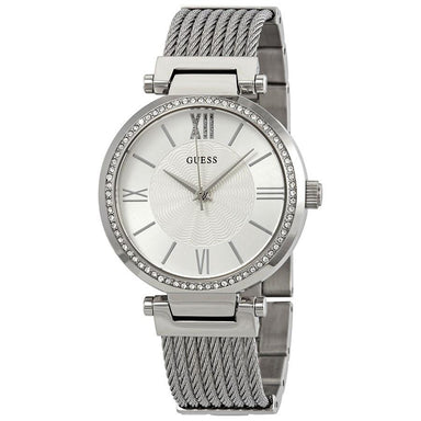 Guess Soho Quartz Stainless Steel Watch W0638L1