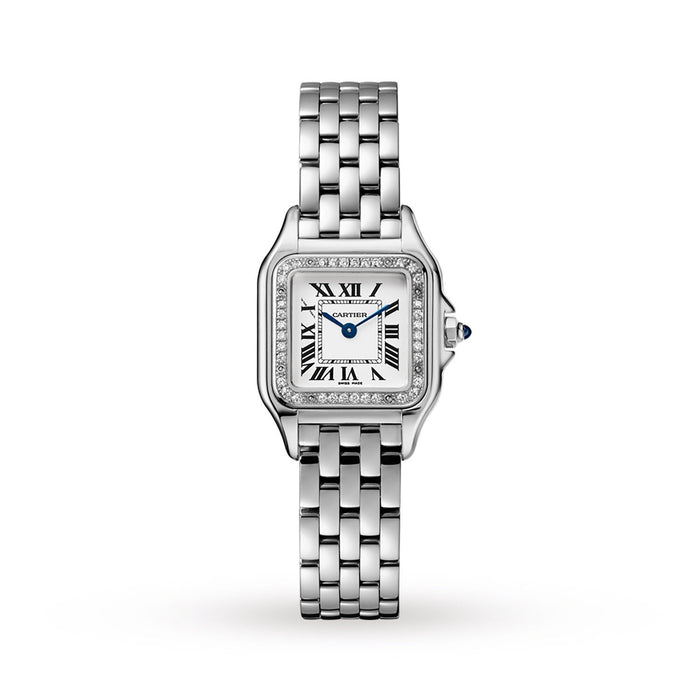 Cartier Panthere De Cartier Quartz Stainless Steel Watch W4PN0007