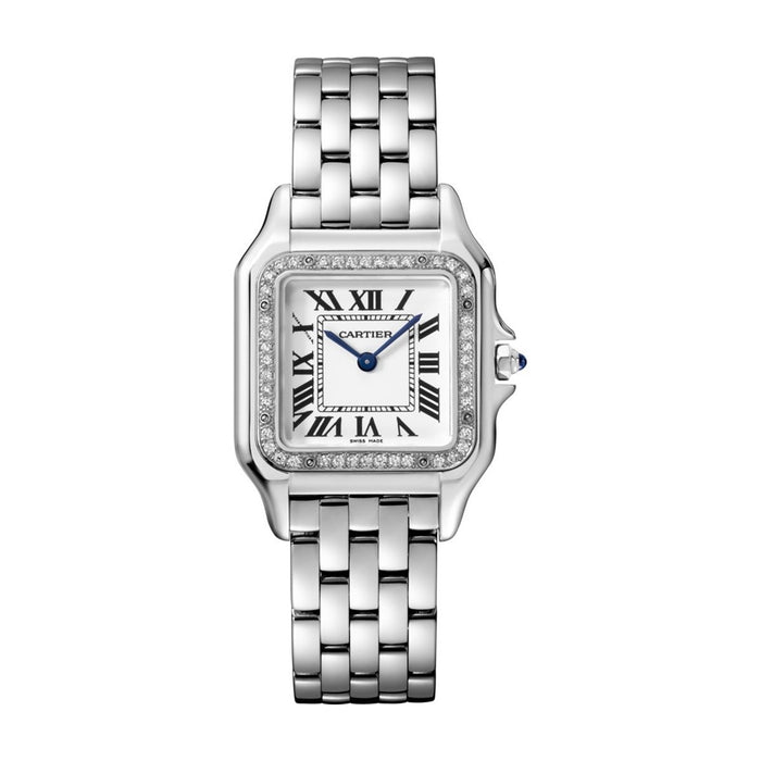 Cartier Panthere De Cartier Quartz Stainless Steel Watch W4PN0008