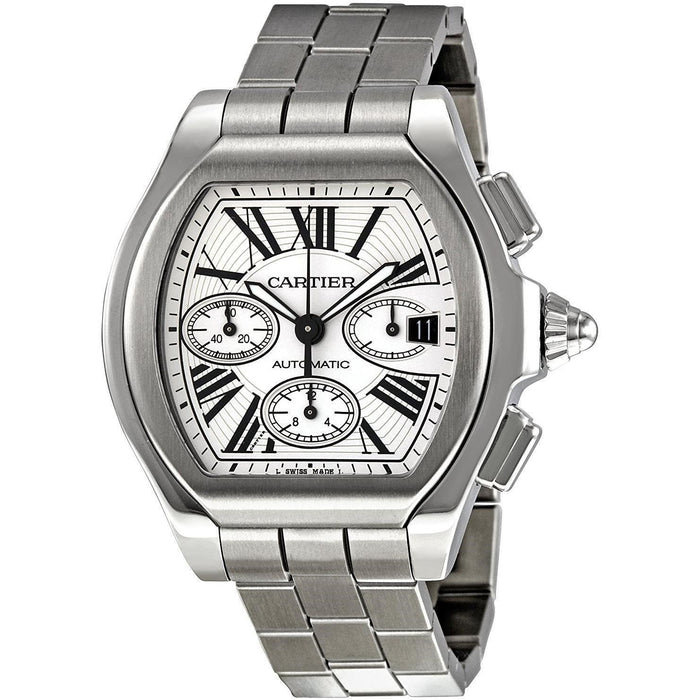 Cartier Raodster Automatic Automatic Stainless Steel Watch W6206019