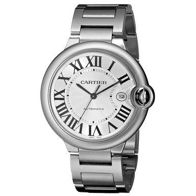 Cartier Ballon Bleu Automatic Automatic Stainless Steel Watch W69012Z4