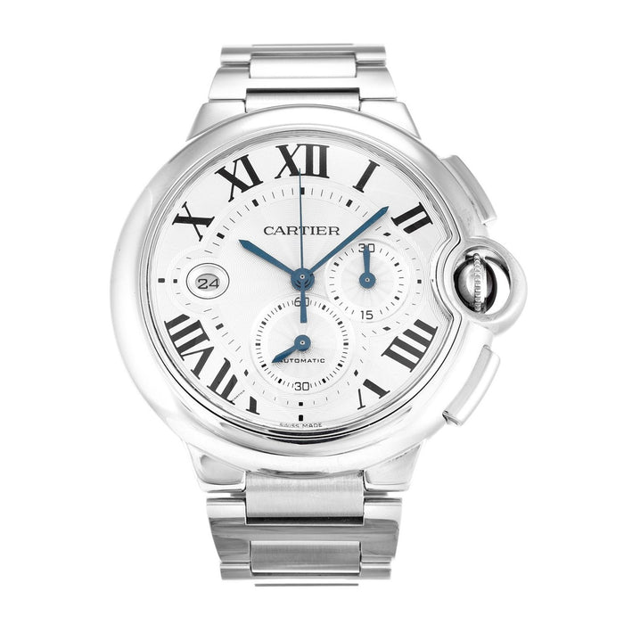 Cartier Ballon Bleu Automatic Chronograph Stainless Steel Watch W6920002