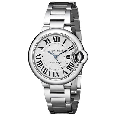 Cartier Ballon Bleu Automatic Automatic Stainless Steel Watch W6920071
