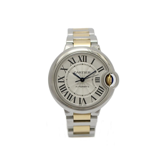 Cartier Ballon Bleu Automatic Two-Tone Stainless Steel Watch W6920099