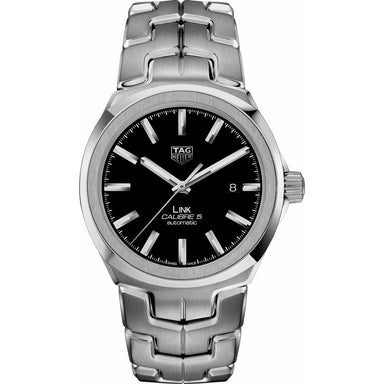 Tag Heuer Link Calibre 5 Automatic Stainless Steel Watch WBC2110.BA0603