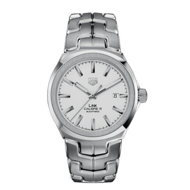 Tag Heuer Link Quartz Stainless Steel Watch WBC2111.BA0603