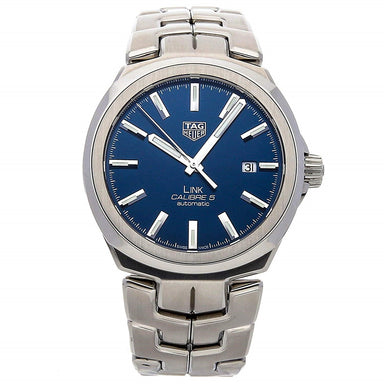Tag Heuer Link Quartz Stainless Steel Watch WBC2112.BA0603