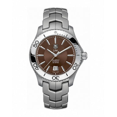 Tag Heuer Link Calibre 5 Automatic Automatic Stainless Steel Watch WJ201D.BA0591