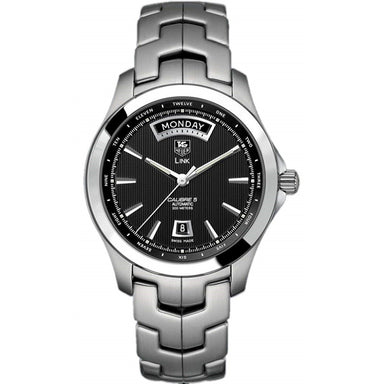 Tag Heuer Link Automatic Stainless Steel Watch WJF2010.BA0592