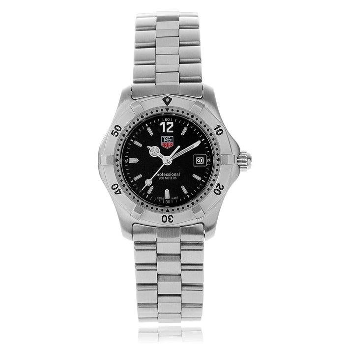 Tag Heuer Professional 2000 Quartz Stainless Steel Watch WK1310.BA0319