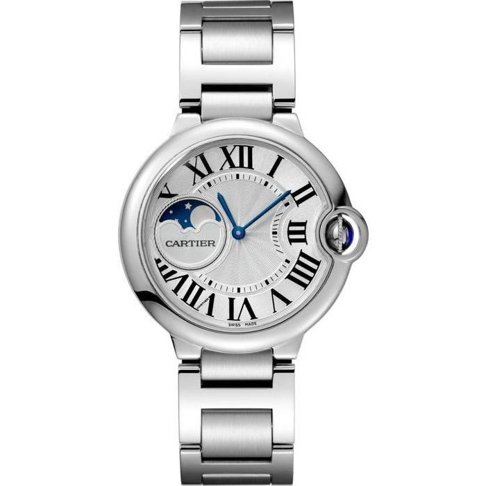 Cartier Ballon Bleu Automatic Stainless Steel Watch WSBB0021