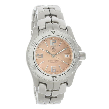 Tag Heuer Link Quartz Stainless Steel Watch WT1311.BA0557