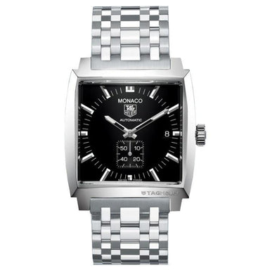 Tag Heuer Monaco Automatic Stainless Steel Watch WW2110.BA0780