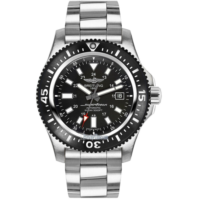 Breitling Superocean Automatic Stainless Steel Watch Y1739310-BF45-162A
