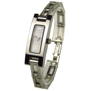 Gucci Gucci 3900 Quartz Stainless Steel Watch YA039501