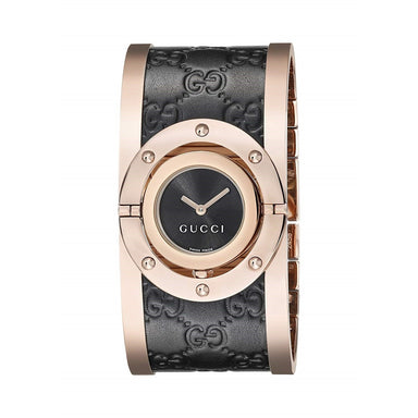 Gucci Twirl Quartz Two-Tone Stainless Steel Watch YA112438