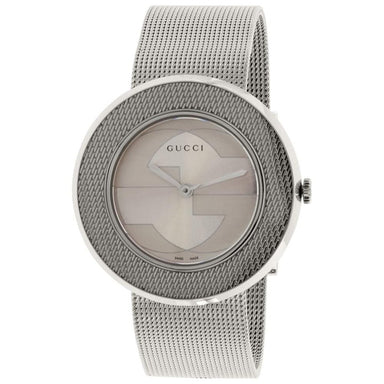 Gucci U-Play Quartz Stainless Steel Watch YA129415